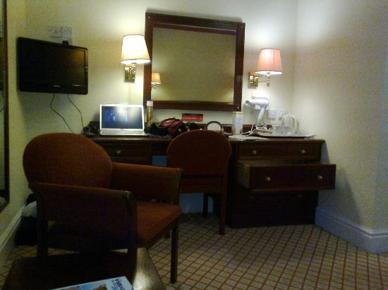 TLH Toorak Hotel: Ground floor room (without terrace)