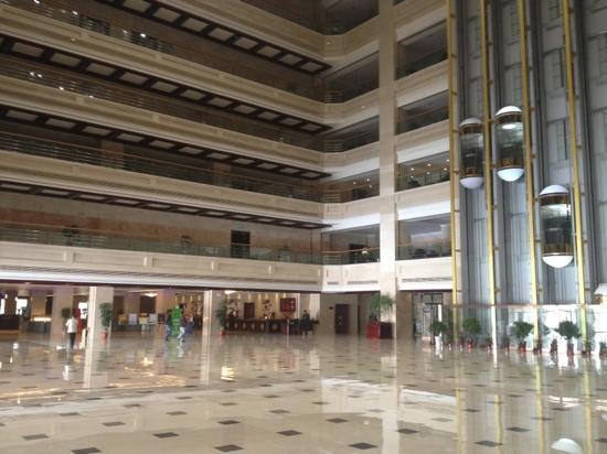 Kashi Yin Rui Lin International Hotel : 酒店大堂