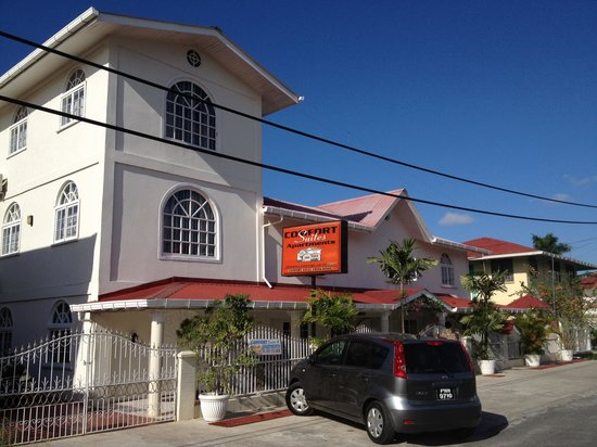 Comfort Suites Apartments Condominium Reviews Guyana