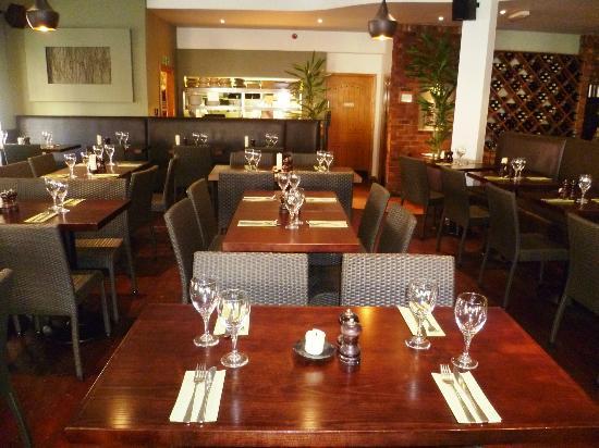 Ego Restaurant Hope Street Liverpool