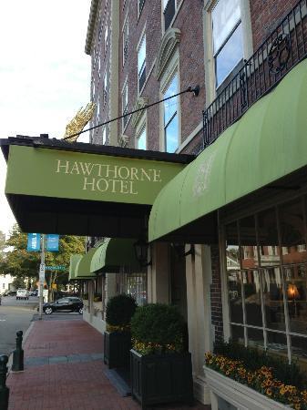Hawthorne Hotel: The Hawthorne
