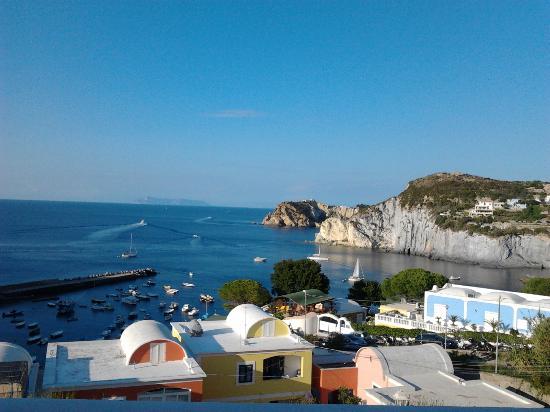 Hotel Villaggio dei Pescatori: dal balconcino della camera