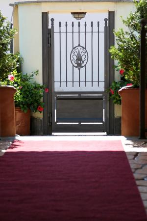 Villa Rosita: Entrata