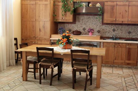 Villa Rosita: Cucina