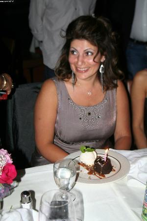 El Gaucho Seattle : the birthday girl