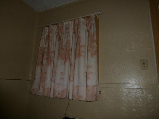 Travelers Inn: La ventana no se podía cerrar