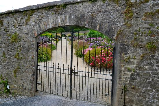 Ballyfin Demesne: The gardens are beautiful