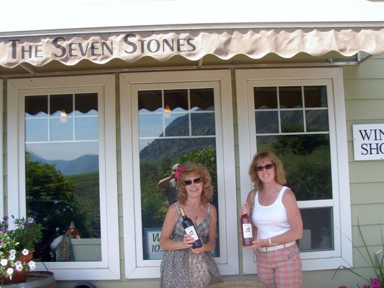 Cawston, Canadá: Summer Day at Seven Stones !!!!