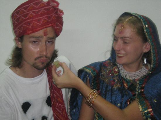 Annpurna Haveli : Engagement  celebrate
