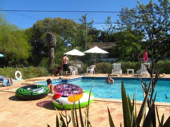 Paraiso Jardim: The pool!