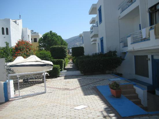 Amazones Villas Apartments: .