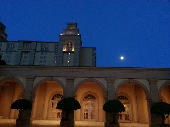 The Ritz-Carlton, Naples: Full Moon & Hotel