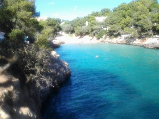 Robinson Club Cala Serena: The beach area