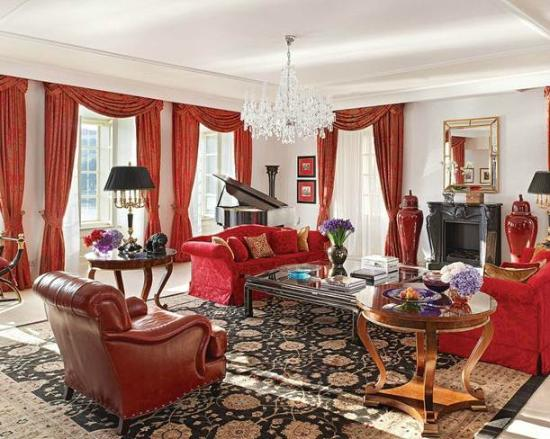 Four Seasons Hotel Prague: Presidential Suite