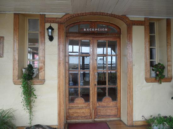 Casa Hostal Kolping: Entrada