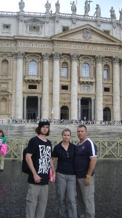 Maximus Tours Vatican Highlights : Vatican City Tour