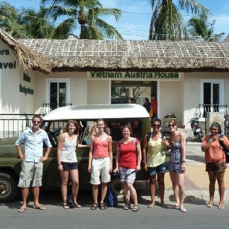 Mui Ne Backpacker Village: Sand Dune Tour
