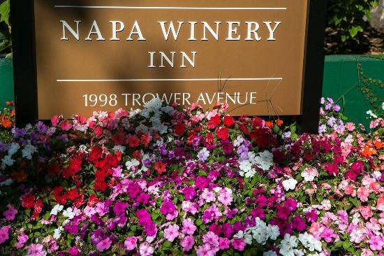 ‪نابا واينري إن آن أسيند هوتل كوليكش ممبر: Napa Winery Inn