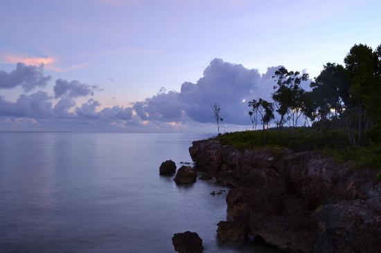 Paradisus Rio de Oro Resort & Spa: Sunrise