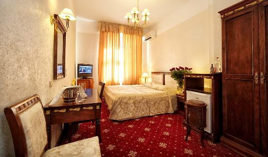 Hotel Garden Palace: Double room