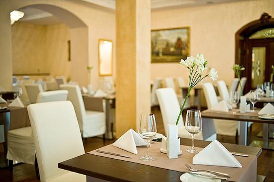 Hotel Garden Palace: Restaurant Gardenia