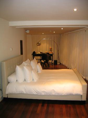 Euromast: Prachtige slaapkamer