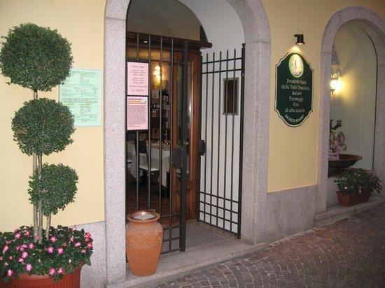 L'Angolo delle Fate: ingresso del ristoro