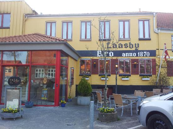 Hotel Laasby Kro: An awesome place