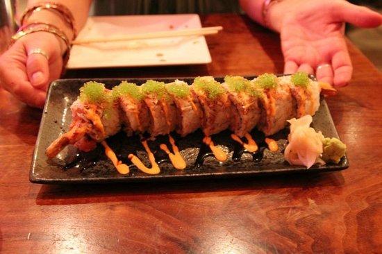 Moki's Sushi and Pacific Grill, San Francisco - Bernal