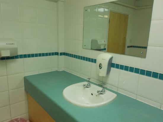 Bath YMCA: bagno