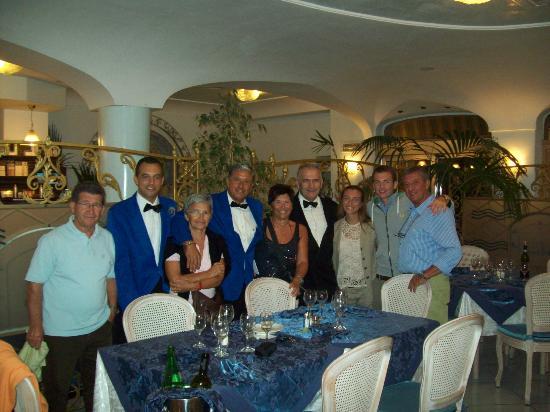 Aragona Palace Hotel: A presto!
