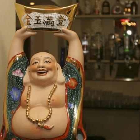 Gold River: Laughing Budda
