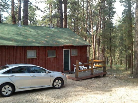 Jacob Lake Inn: Our Cabin