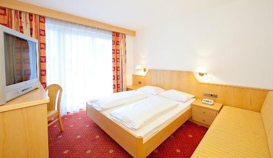 Hotel Mondschein: Camera corpo centrale