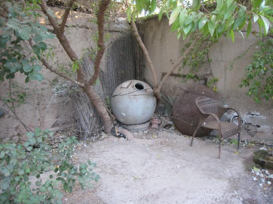 Jnane Tamsna: garden
