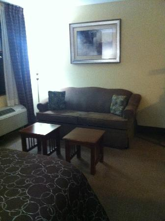 Staybridge Suites Reno Nevada: sitting area