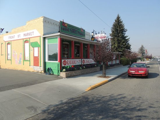 Front Street Market & Catering, Butte, MT
