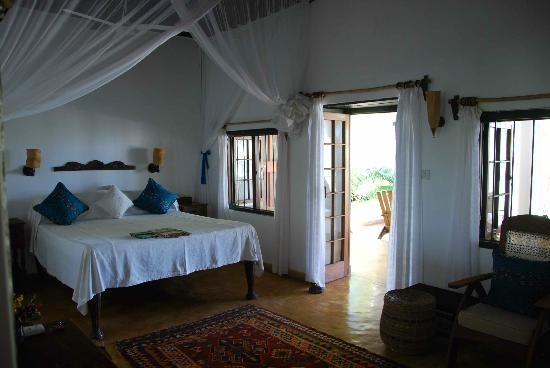 Peponi Hotel: Our room