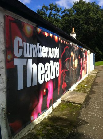 ‪Cumbernauld Theatre‬
