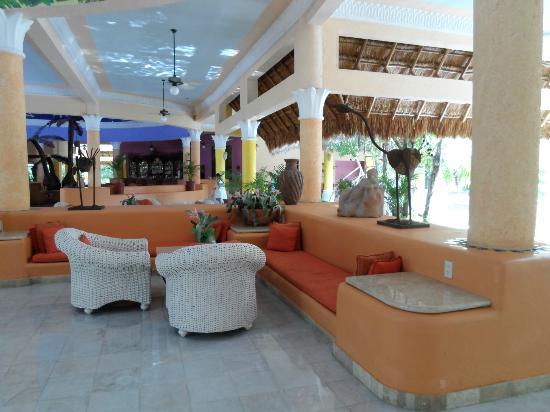 IBEROSTAR Paraiso Del Mar: Lobby