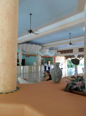 IBEROSTAR Paraiso Del Mar: more lobby