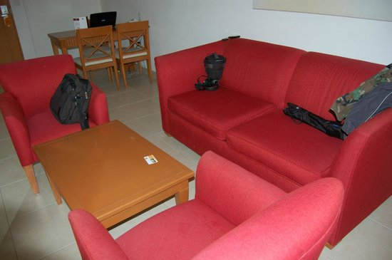 Ambiance Suites : Detalles de la Junior Suite
