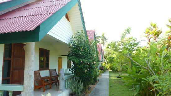Khao Lak Inn: ladda resort khao lak