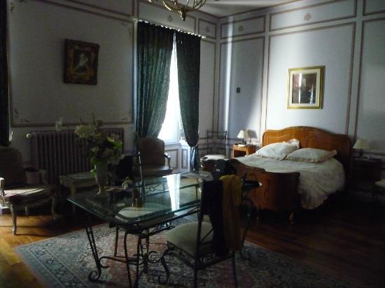 Château de Labessiere : Bedroom/Suite