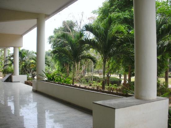 Loei Palace Hotel: Hotel