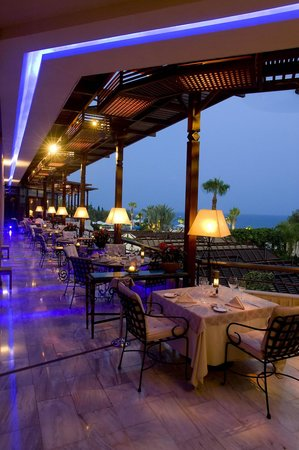 Four Seasons Limassol Chinese Restaurant