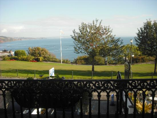 Seabreeze at Babbacombe: From the room balcony