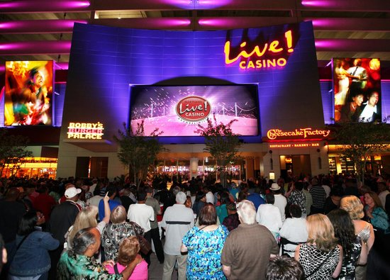 maryland live casino location