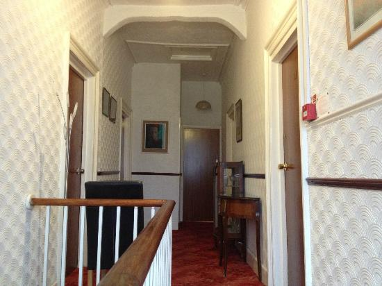 Ashurst Lodge: verso le camere