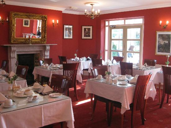 Waterloo House: Breakfast room